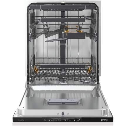 Встраиваемая посудомоечная машина 45 см Gorenje GV66160