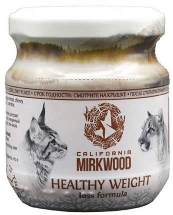Консервы для кошек California Mirkwood Healthy Weight, при ожирении, курица говядина, 100г