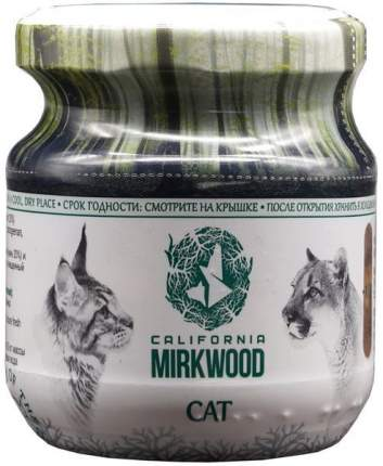 Консервы для кошек California Mirkwood Cat, курица и говядина, 100г