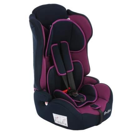 Автокресло Bambola Primo фиолетовый/синий, группы 1/2/3 (9-36 кг)