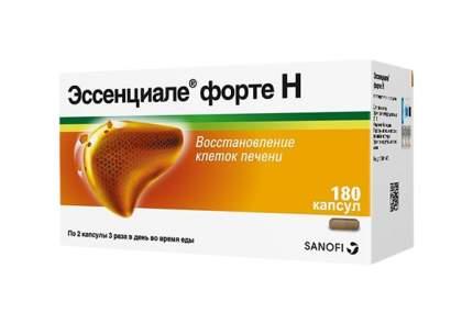 Эссенциале форте Н капсулы 300 мг №180