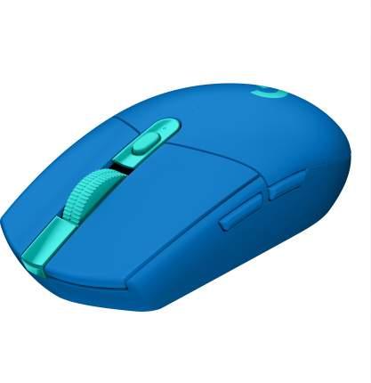 Беспроводная мышь Logitech G305 Lightspeed Blue (910-006014)
