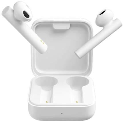 Беспроводные наушники Xiaomi Earphones 2 Basic White