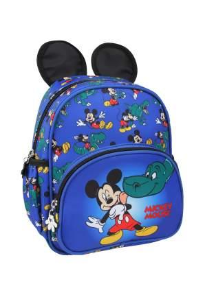 Рюкзак для мальчиков Mickey Mouse, цв. синий, р-р