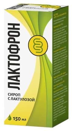 Лактофрон Лактулоза сироп 36% 150 мл