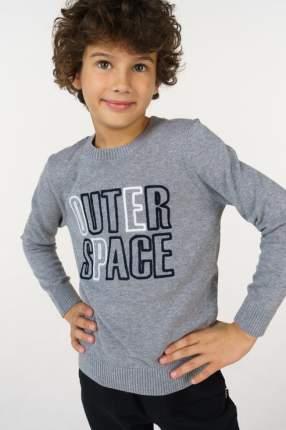 Джемпер для мальчика Sela, цв.серый, р-р 152