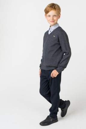 Джемпер для мальчика PlayToday, цв.синий, р-р 158