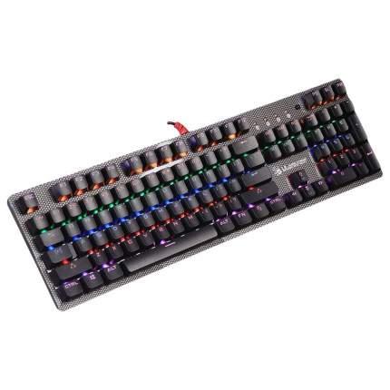 Игровая клавиатура A4Tech Bloody B810R Grey/Black