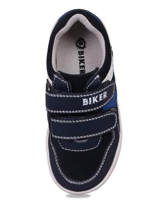 Кеды детские Biker, цв. синий р.25
