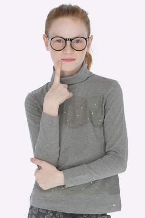 Водолазка для девочки Mayoral, цв.серый, р-р 152