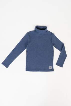 Водолазка для мальчика Button Blue, цв.синий, р-р 110