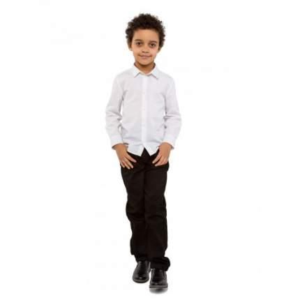 Брюки текстильные для мальчиков Ciggo, цв. черный, р-р 128