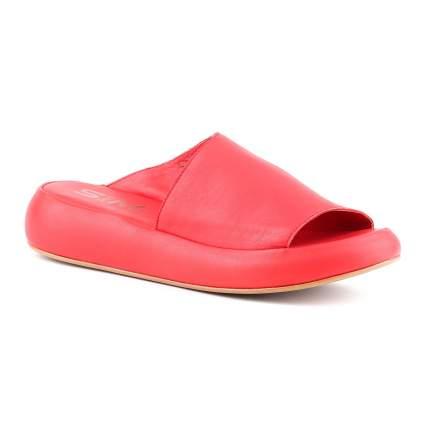 Сабо женские Shoes Market 648-5550 красные 36 RU