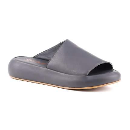 Сабо женские Shoes Market 648-5550 серые 38 RU