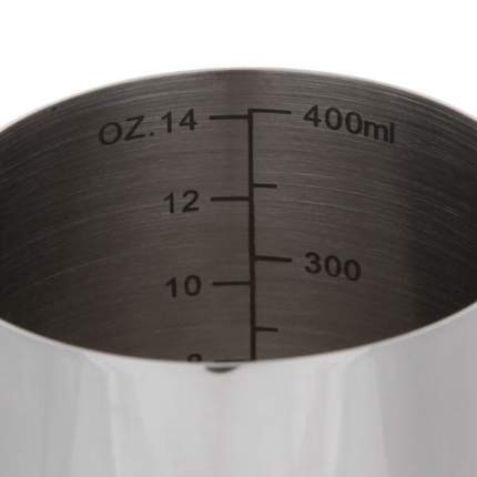 Питчер Classix Pro 400мл стальной с разметкой