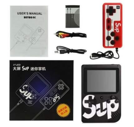 Портативная игровая консоль Sup Game Box Black