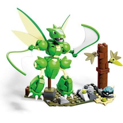 Конструктор Mega Construx Pokemon Scyther, 188 деталей
