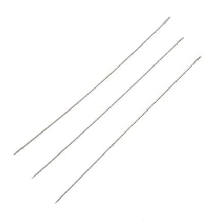 Игла для бисера 8см, d 0,45mm, 10шт, Астра, 7722398