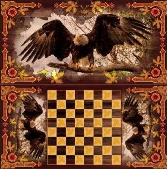 Игра настольная Орел, 60x30 см, 42848