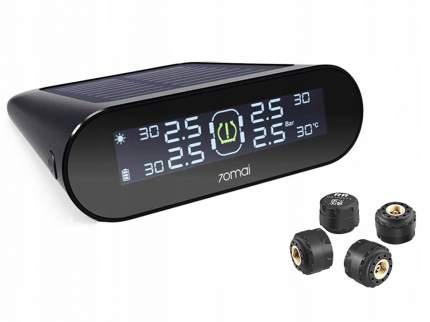 Система контроля давления Xiaomi 70Mai Tire Pressure Monitor Sensor TPMS Lite T02