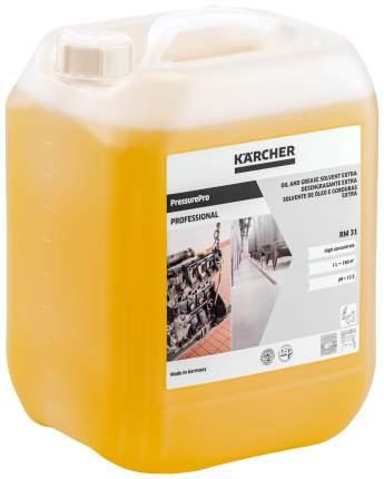 Средство для устранения масляно-жировых загрязнений Karcher 6.295-068.0 Extra RM 31 10 л
