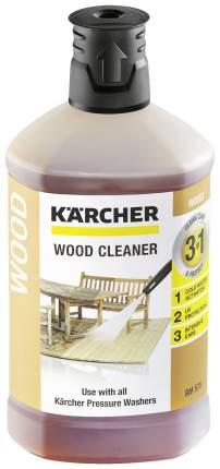 Средство для чистки древесины Karcher 6.295-757.0 3в1 1 л