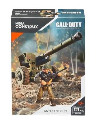 Конструктор Mega Construx Call of Duty Anti-Tank Gun, 121 деталь