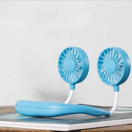 Вентилятор Mini fan Blue