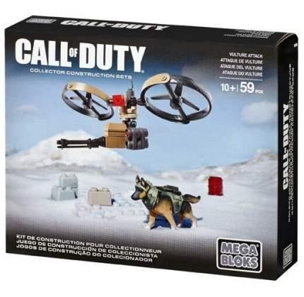 Конструктор Mega Construx Call of Duty Vulture Attack Атака Стервятника, 59 деталей