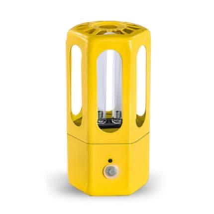 Портативная бактерицидная ультрафиолетовая лампа 3.8W черного цвета