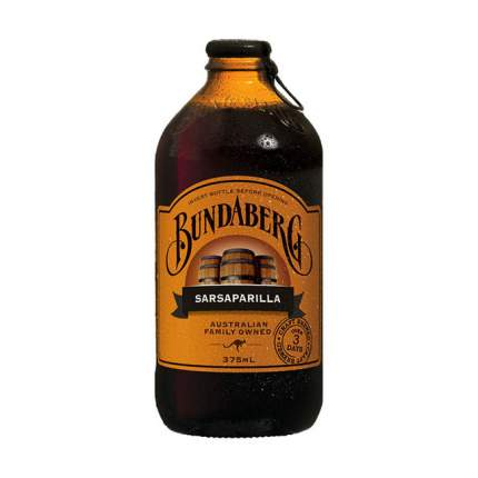 Лимонад BUNDABERG  Сарсапарилла 375мл
