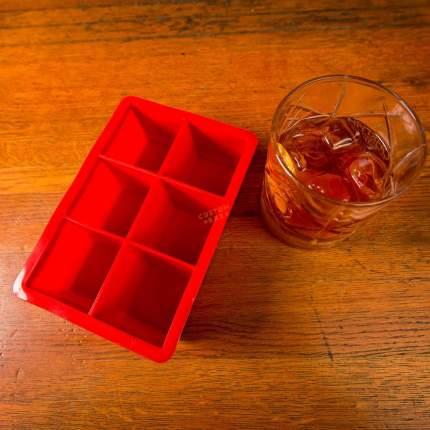 Форма для льда 6в1 куб
