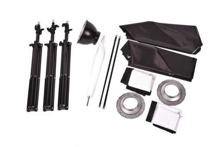 Комплект импульсных осветителей FST F-400 Novel KIT