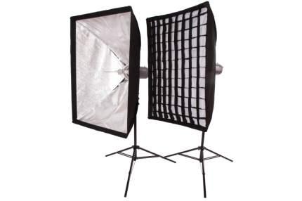 Комплект импульсных осветителей FST PRO-500 Softbox kit