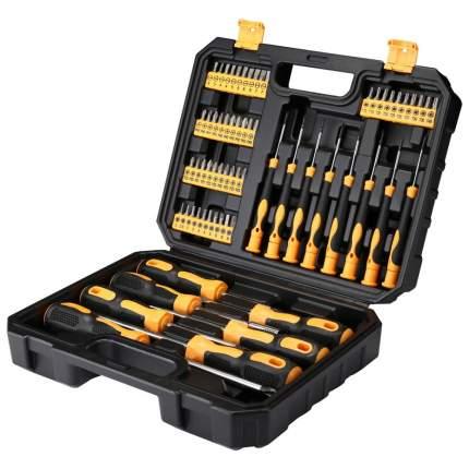 Набор инструментов для дома DEKO DKMT65 (65шт.) 065-0223