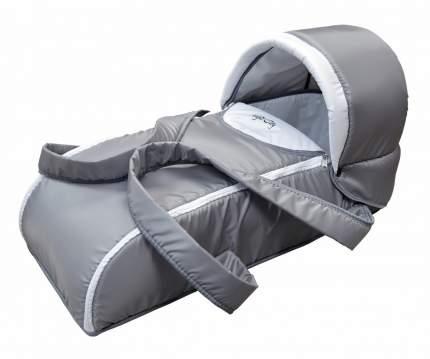Cумка-переноска для младенцев Magic City LKA-GY_серый