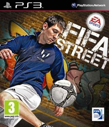 Игра FIFA Street для PlayStation 3