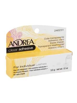 Клей для пучков Andrea Mod Perma Lash Adhesive Clear прозрачный 3.5 г