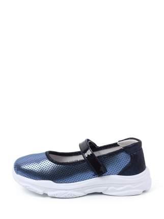 Туфли для девочек BERTEN IXG_7720-008_navy цв. синий р. 32