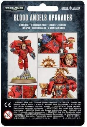 Миниатюры warhammer 40000: Warhammer 40000: Blood Angels Upgrade Pack