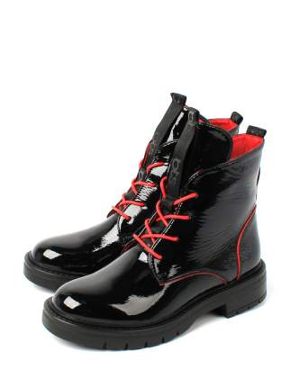 Ботинки для девочек BETSY 908338/05-03 цв. черный р. 37