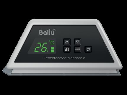 Блок управления Transformer Electronic Ballu BCT/EVU-2.5E