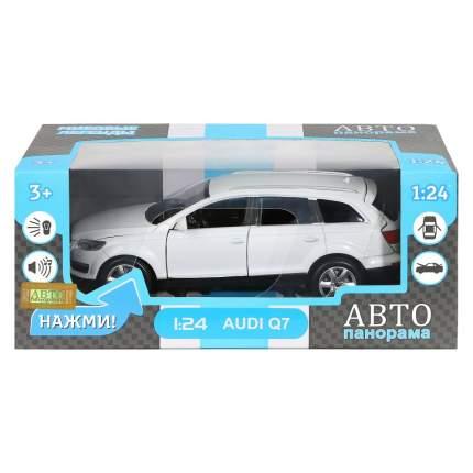 Машинка металлическая Автопанорама Audi Q7 масштаб 1:24 JB1200118