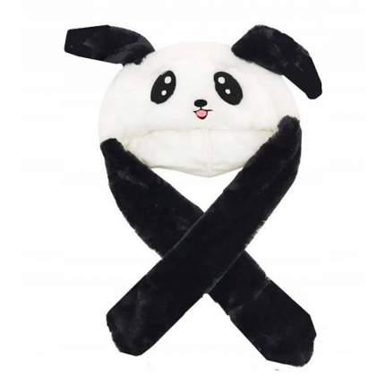 Шапка светодиодная Baziator Панда с подвижными ушками