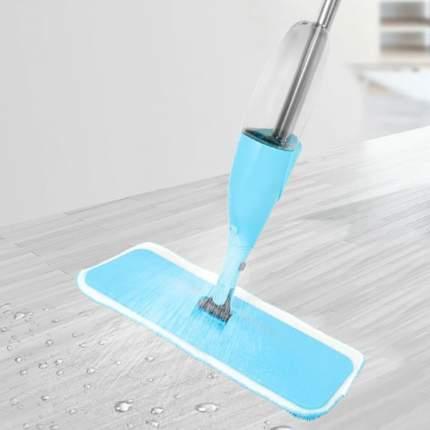 Швабра с распылителем Healthy Spray Mop (Спрей Моп) голубая