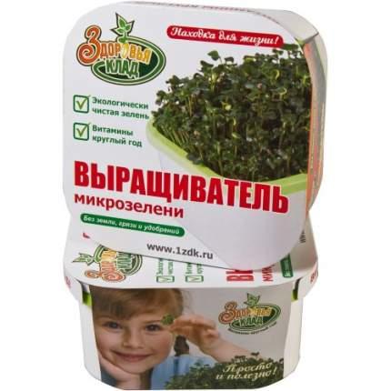 Гидропонный набор для проращивания семян Здоровья Клад для Микрозелени