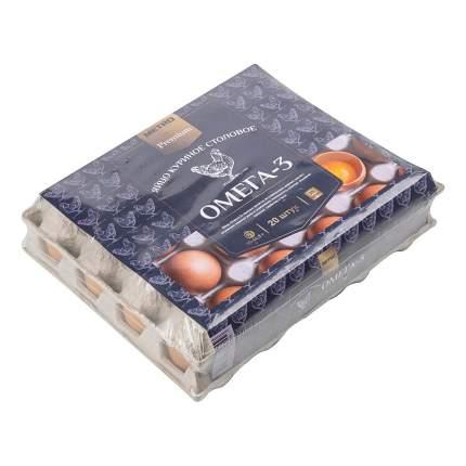 Яйцо куриное Premium Омега-3 С1 20 шт