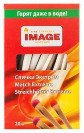 Спички туристические Экстрим 20 шт в упаковке