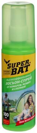 Супер Бат Лосьон-спрей от комаров 100 мл.*50(01-014)