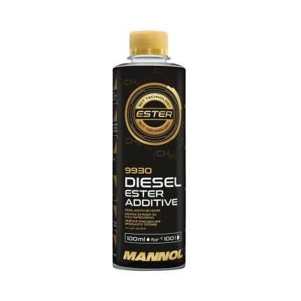 Присадка для дизельного топлива 9930 MANNOL DIESEL ESTER ADDITIVE 500 мл.